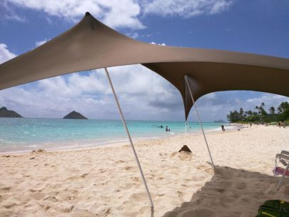 otentik sunshade beach shade